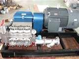 Triplex Pump Pressure Washer