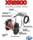 images of Excell Pressure Washer Pump