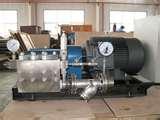 photos of Triplex Pump Pressure Washer