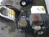 pictures of Pressure Washer Pumps Canada