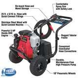 pictures of Excell Pressure Washer Pump