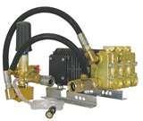 Triplex Pump Pressure Washer images