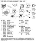 Troy Bilt Pressure Washer Pumps images