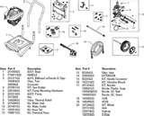 images of Troy Bilt Pressure Washer Pumps
