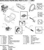 Pressure Washer Pump Parts photos
