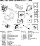 Pressure Washer Pump Parts