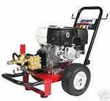 Pressure Washer Pumps 13hp